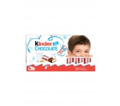 KINDER CHOCOLATE 4X100, 400 g